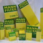 Mann Filter in Erstausrüsterqualität